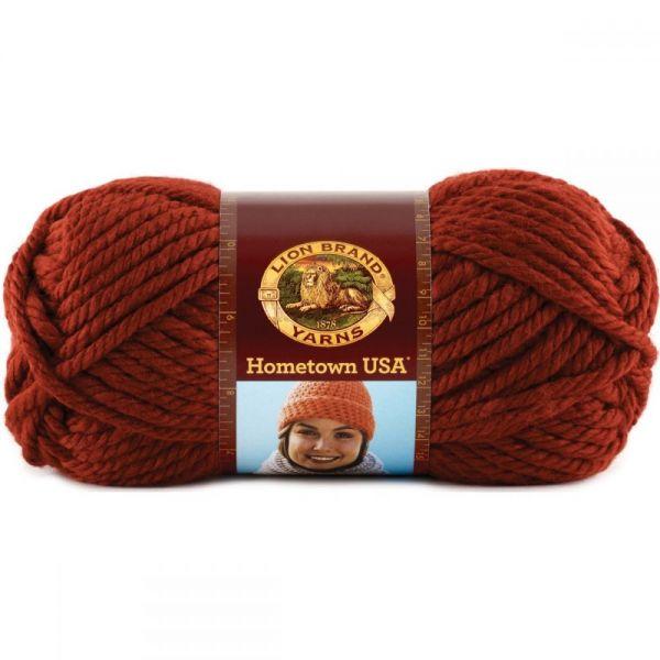 Lion Brand Hometown USA Yarn - Tampa Spice