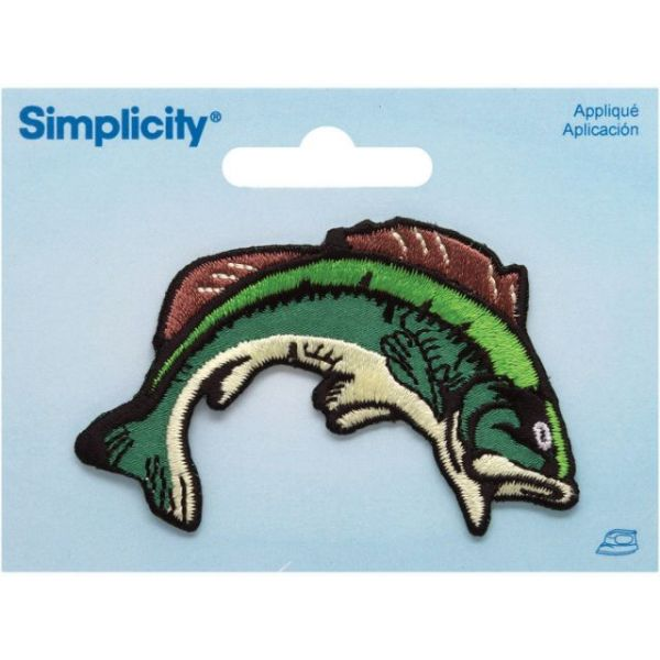 Simplicity Iron-On Applique