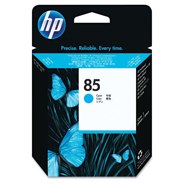HP 85, (C9420A) Cyan Printhead