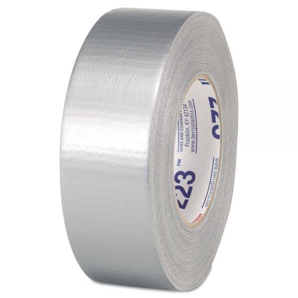 "Polyken Duct Tape, 2"" x 60yds, Silver, 24/Carton"