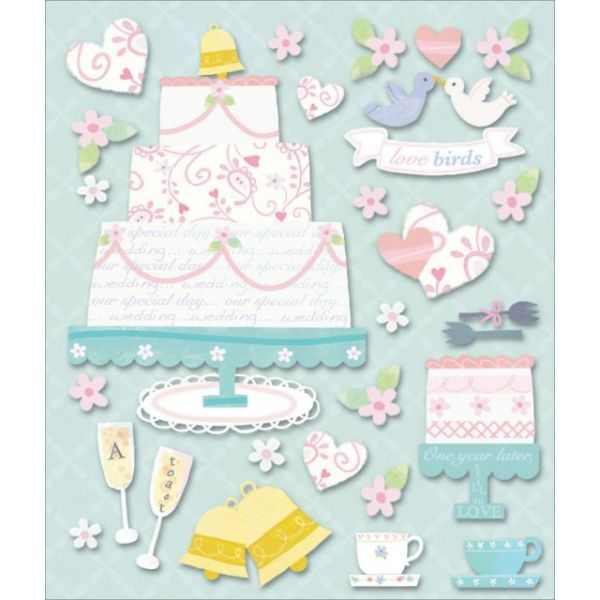 Life's Little Occasions Sticker Medley