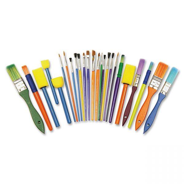 ChenilleKraft Assorted Brush Starter Set