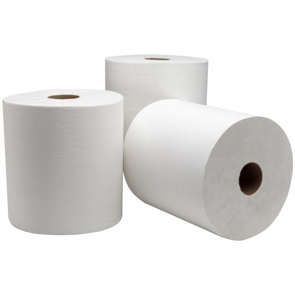 Wausau Paper DublNature Universal Hardwound Paper Towel Rolls