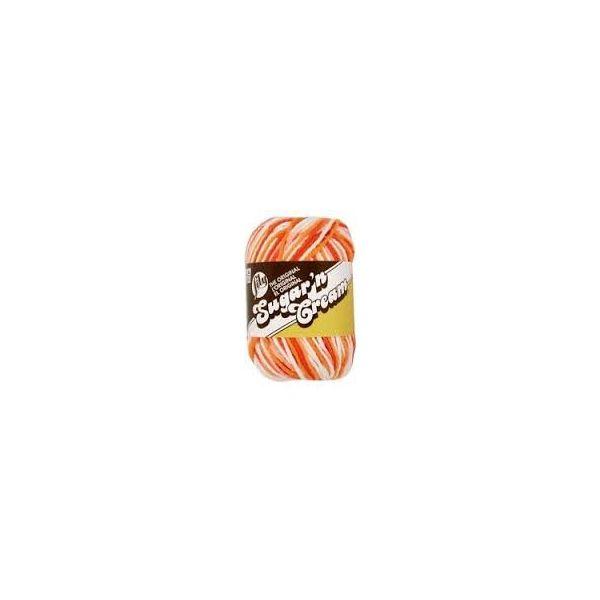 Lily Sugar'n Cream Yarn - Poppy