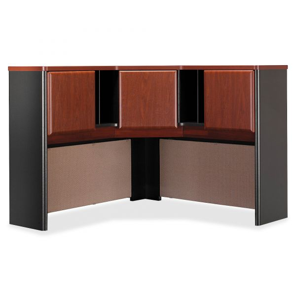 bbf Series A Corner Hutch by Bush Furniture