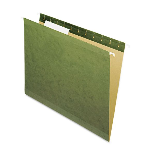 Pendaflex Hanging File Folders without Tabs
