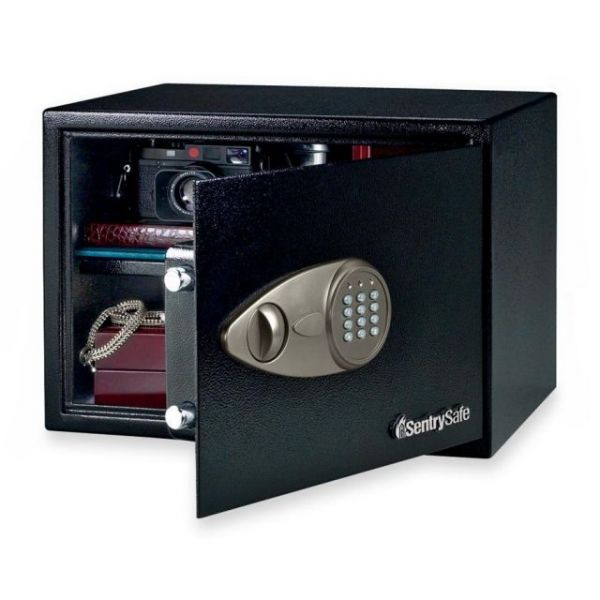 Sentry Safe Security Safe w/Electronic Lock