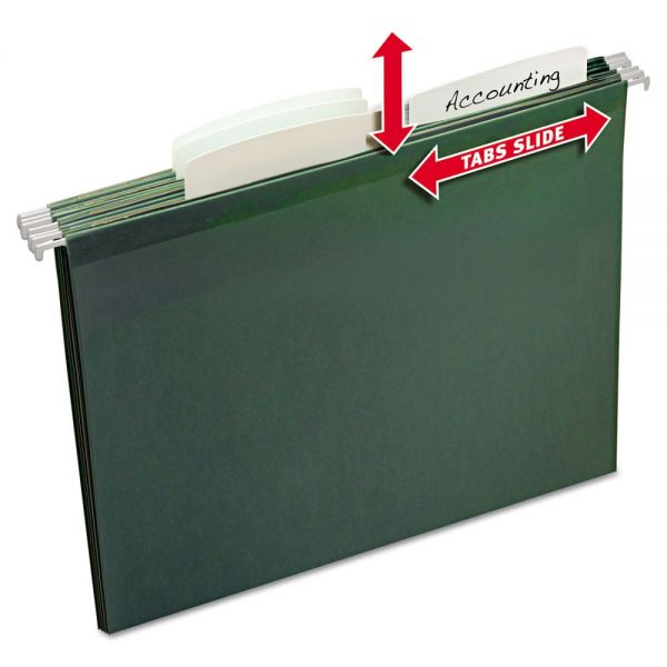 Avery Slide & Lift Tab Hanging File Folders