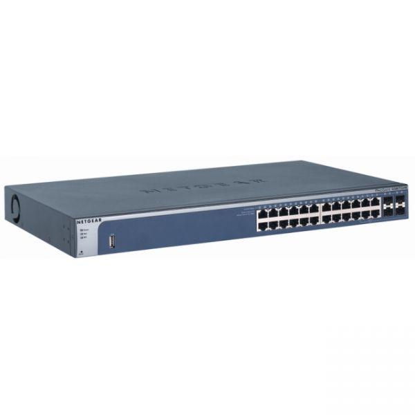 Netgear ProSafe GSM7224 Ethernet Switch
