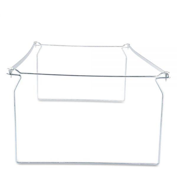 """Universal Screw-Together Hanging Folder Frame, Legal Size, 24-27"""" Long, 6 Frames Per Box"""