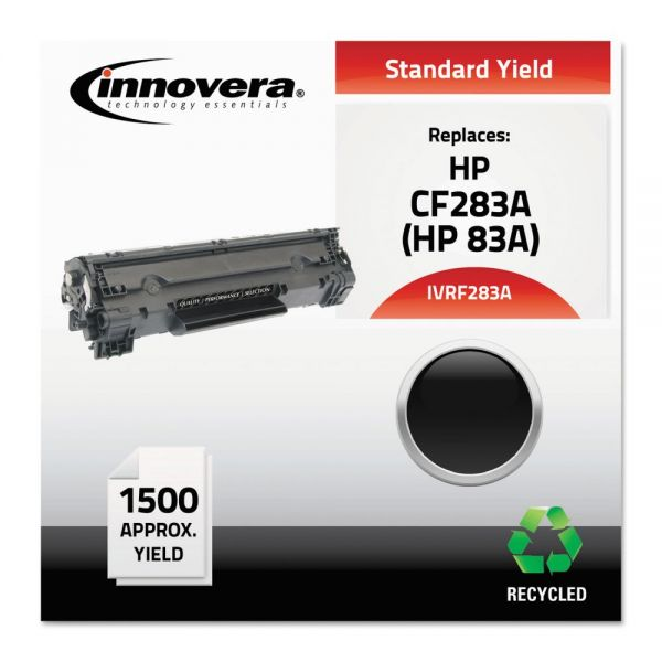 Innovera Remanufactured HP 83A (CF283A) Toner Cartridge
