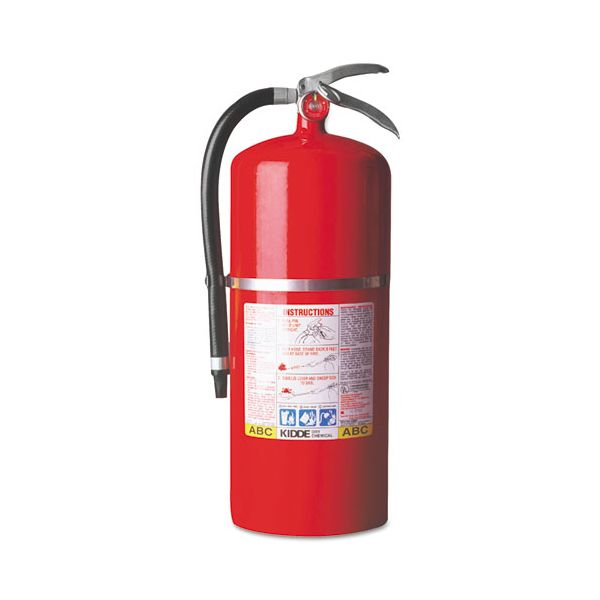 Kidde ProPlus 20 MP Dry-Chemical ABC Fire Extinguisher