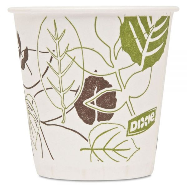 Dixie Pathways 3 oz Paper Cold Cups