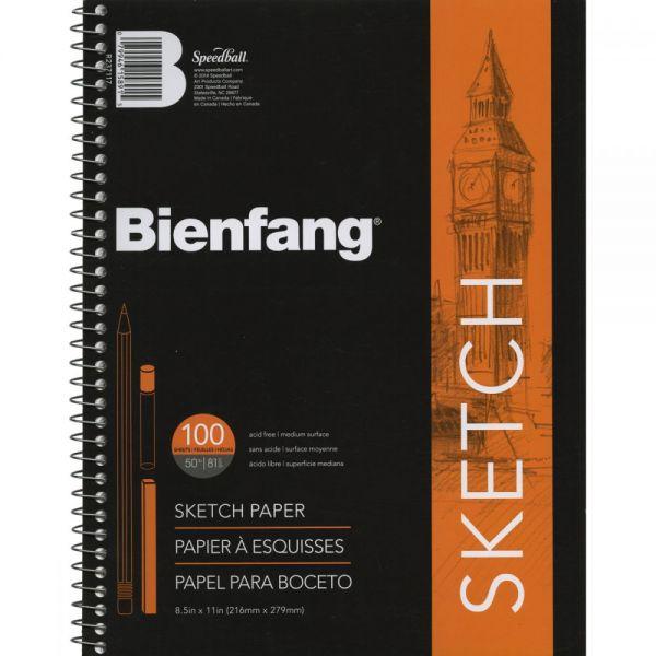 Bienfang Spiral Sketch Book