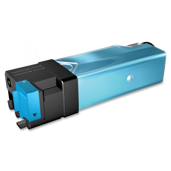 Media Sciences Remanufactured Dell 331-0716 Cyan Toner Cartridge