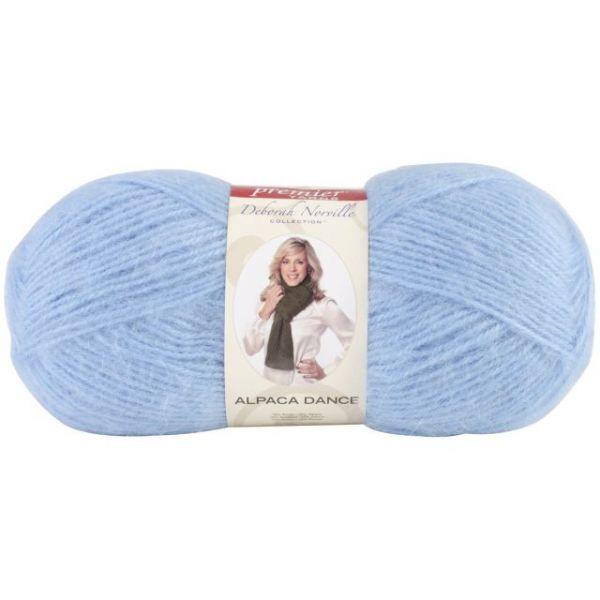 Deborah Norville Collection Alpaca Dance Yarn - Cornflower
