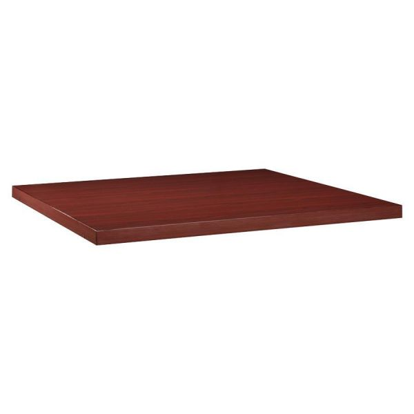 Lorell Modular Mahogany Conference Table Adder Section