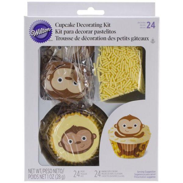 Cupcake Decorating Kit Makes 24