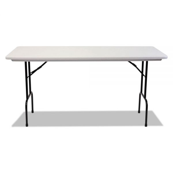 Alera Tall Rectangular Folding Table