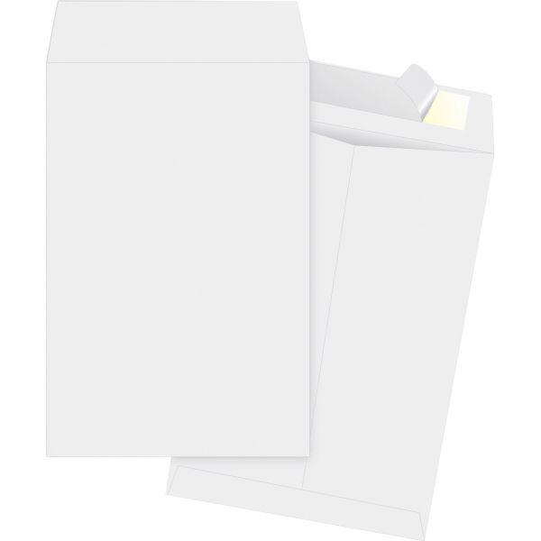 "Business Source 6"" x 9"" Tyvek Envelopes"
