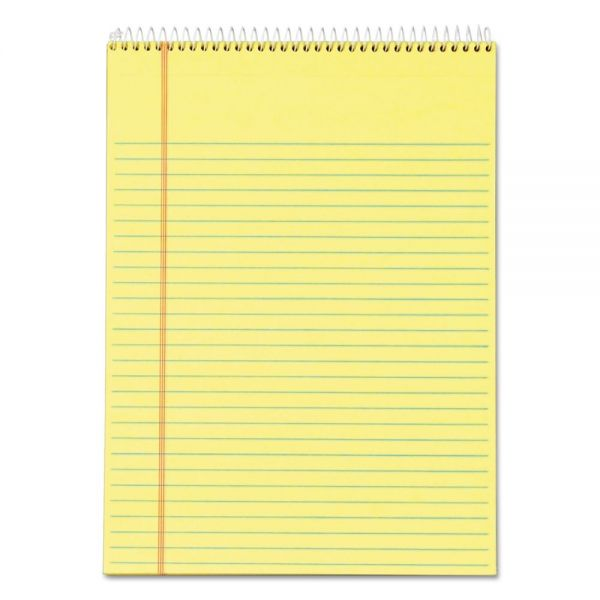 TOPS Docket Wirebound Letter-Size Legal Pad