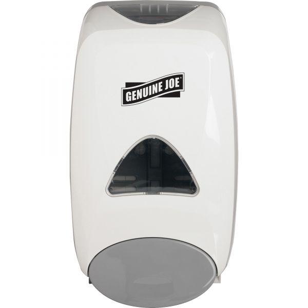 Genuine Joe Manual Foam Soap Dispenser