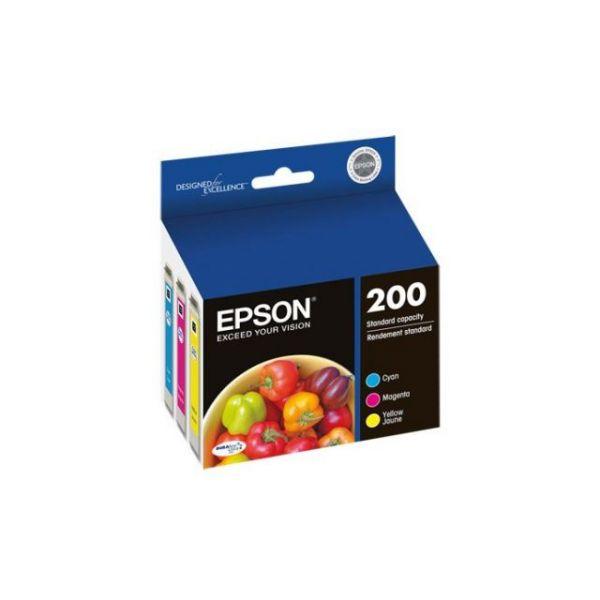 Epson DURABrite 200 Ink Cartridges (T200520)