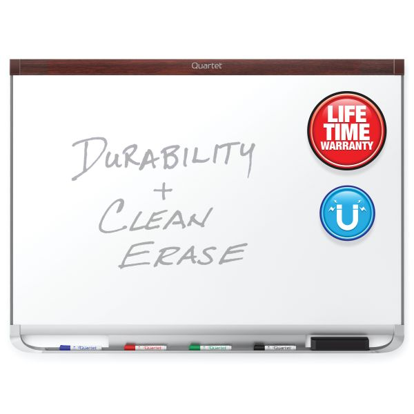 Quartet Prestige 2 DuraMax 6' x 4' Magnetic Dry Erase Board