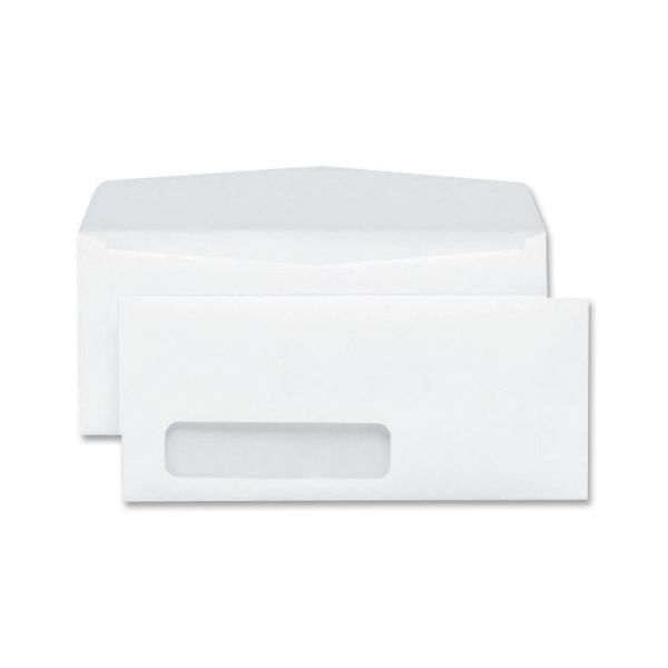 Sparco Economical Side Seam Window Envelopes