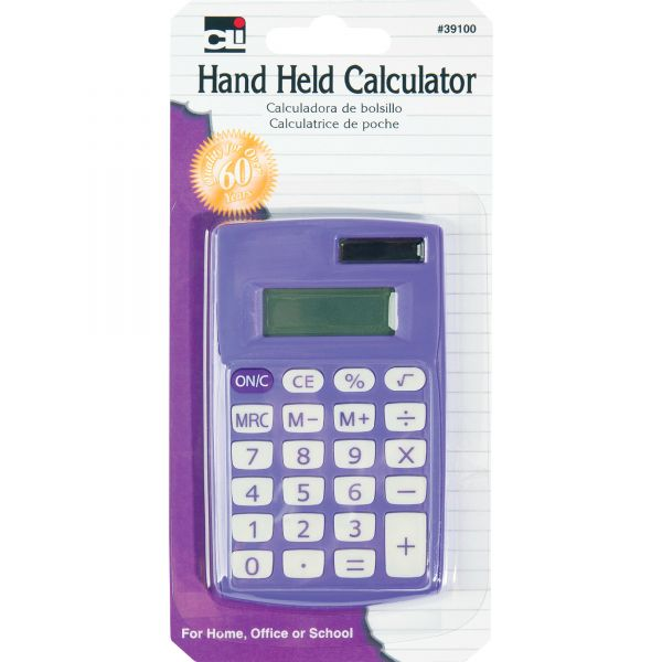 CLI Hand Held Calculators