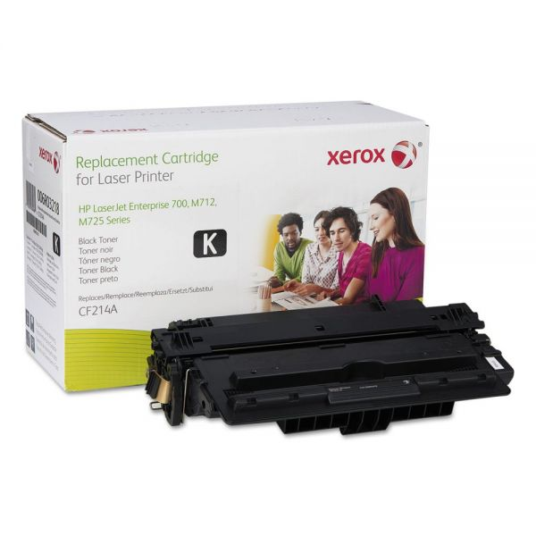 Xerox Remanufactured HP CF214A Toner Cartridge