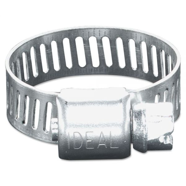 """IDEAL 62P Series Small Diameter Clamp, 1/2"""" To 1"""", Micro-Gear"""