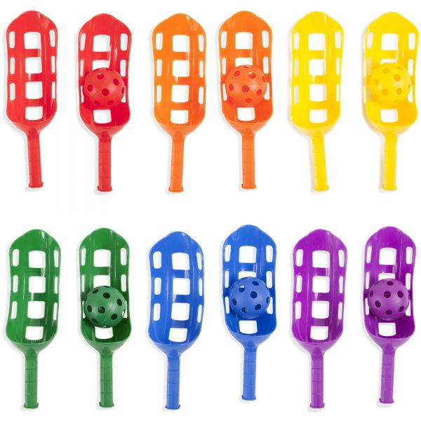 "Champion Sports ""Lacrosse"" Scoop Ball Set"