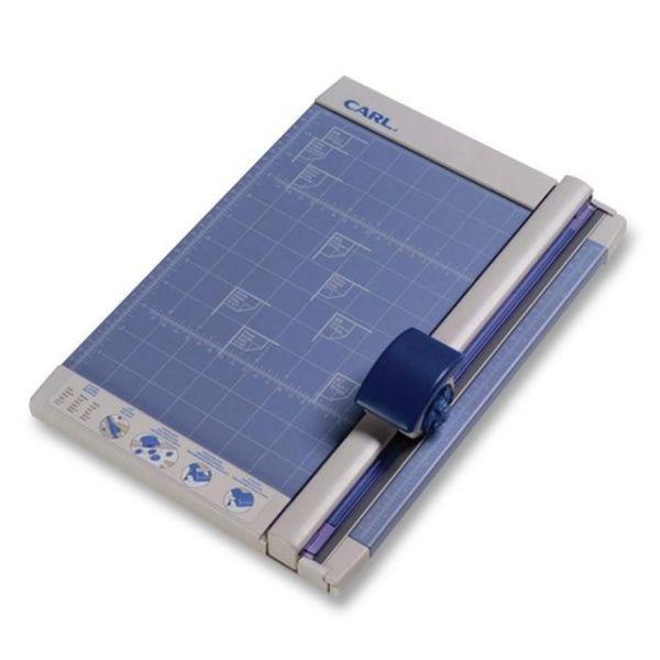 """CARL Rotary 12"""" Paper Cutter"""