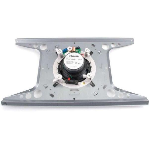 C2G Plenum Rated Speaker Mount for 6 inch Ceiling Speaker - Pair
