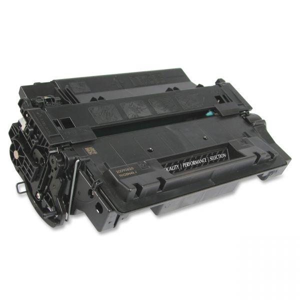 SKILCRAFT Remanufactured HP 55X Black Toner Cartridge
