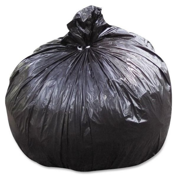 Skilcraft Heavy-Duty Recycled 45 Gallon Trash Bags