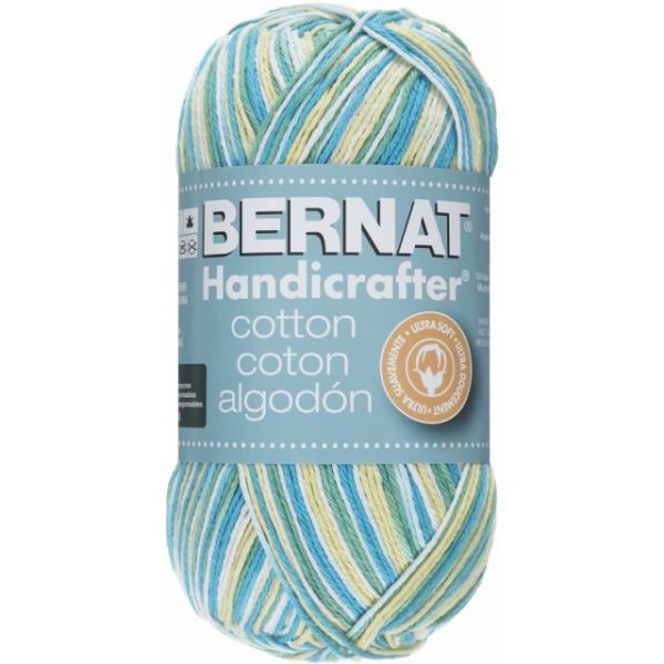 Bernat Handicrafter Cotton Yarn - Meadow