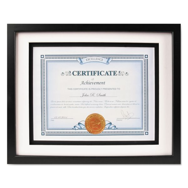 DAX Picture/Certificate Float Frame