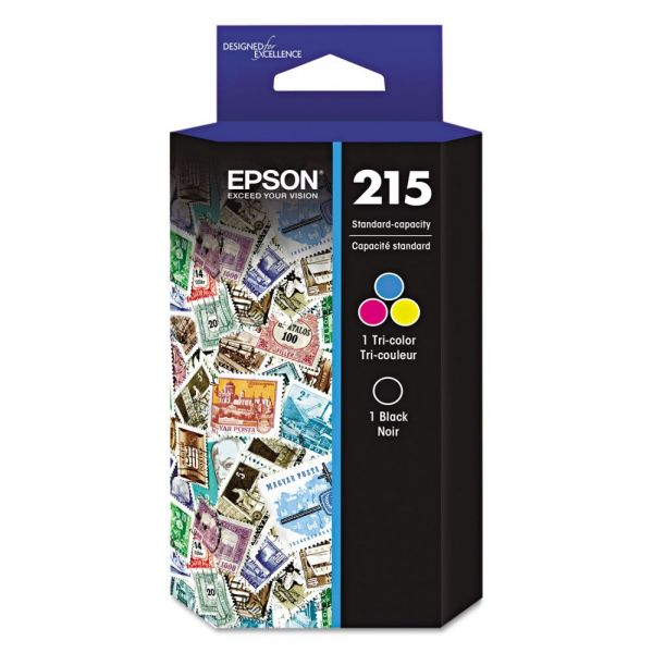 Epson 215 DURABrite Ultra Ink Cartridge (T215120)