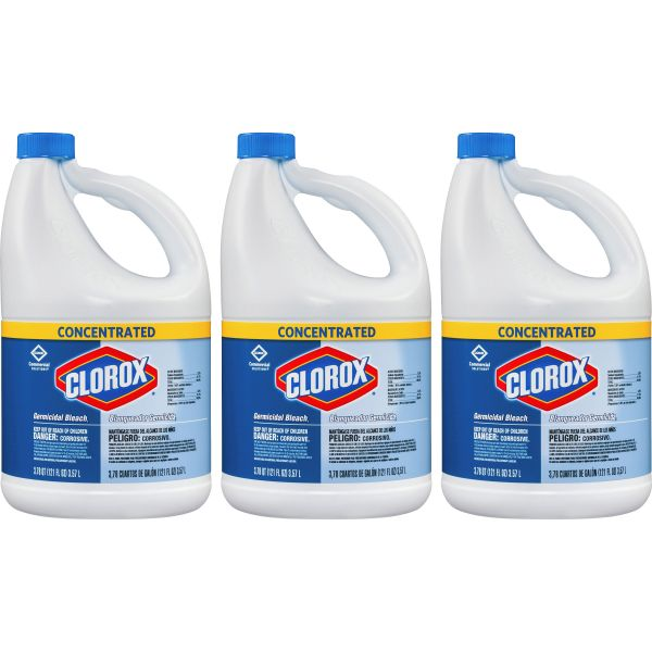 Clorox Germicidal Liquid Bleach