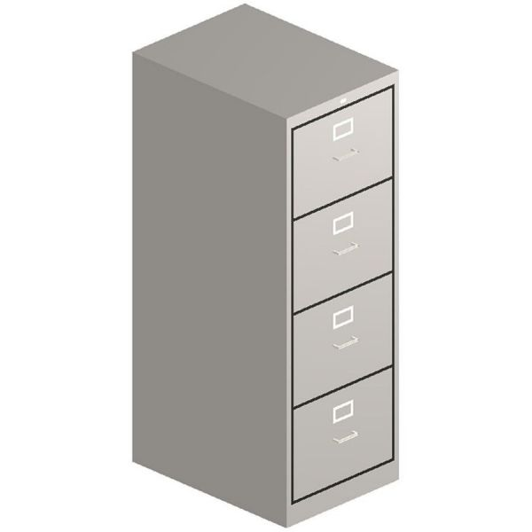 HON 510 Series 4-Drawer Vertical File Cabinet