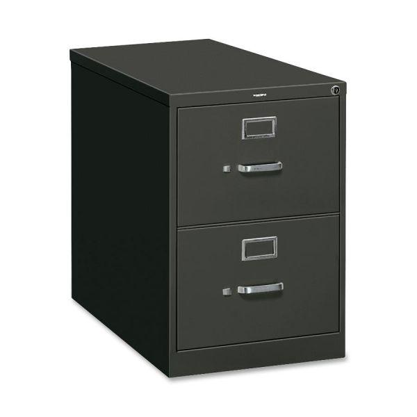 HON 310 Series 2 Drawer Vertical File Cabinet