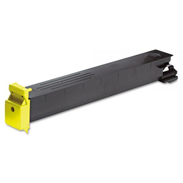 Katun Remanufactured Konica Minolta TN-213Y Yellow Toner Cartridge