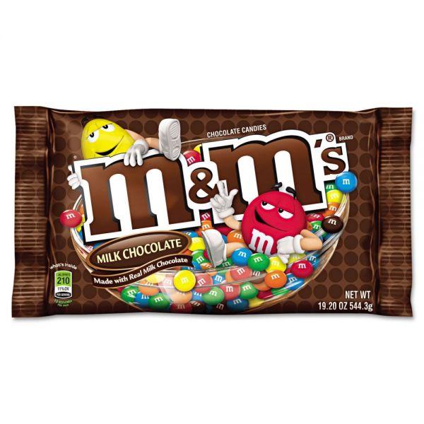M & M's Milk Chocolate Bite Size Candy