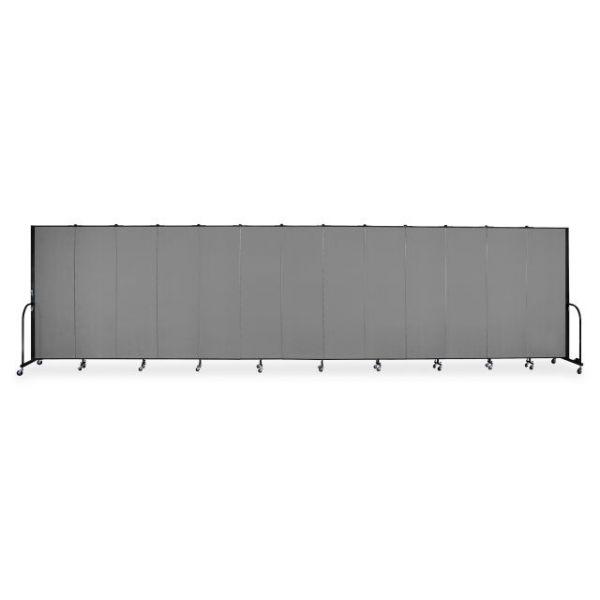 Screenflex FREEstanding 13 Panels Portable Partition