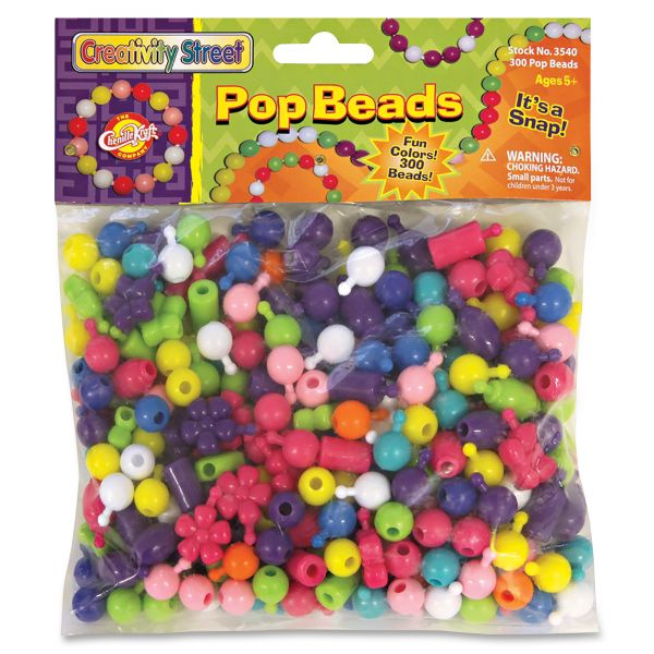 ChenilleKraft Pop Beads