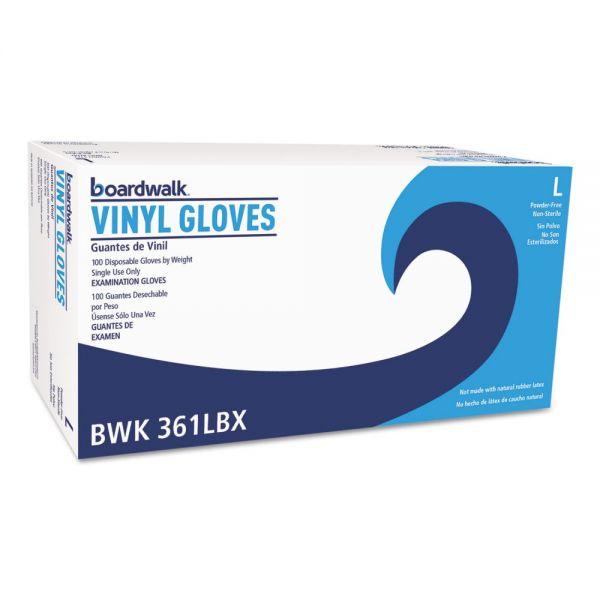 Boardwalk Vinyl Exam Gloves