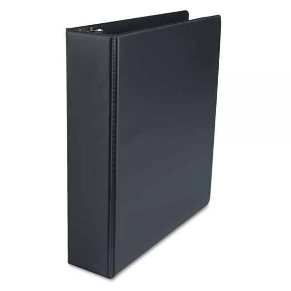 "Universal Suede Finish Vinyl 2"" 3-Ring Binder"