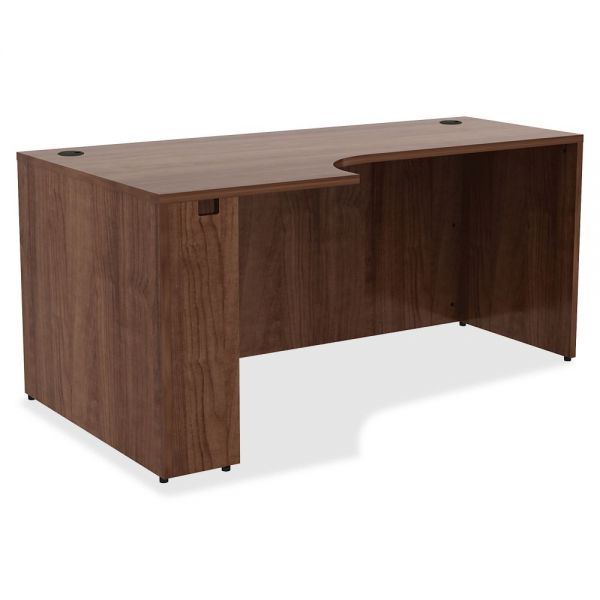 Lorell Left Corner Desk Shell